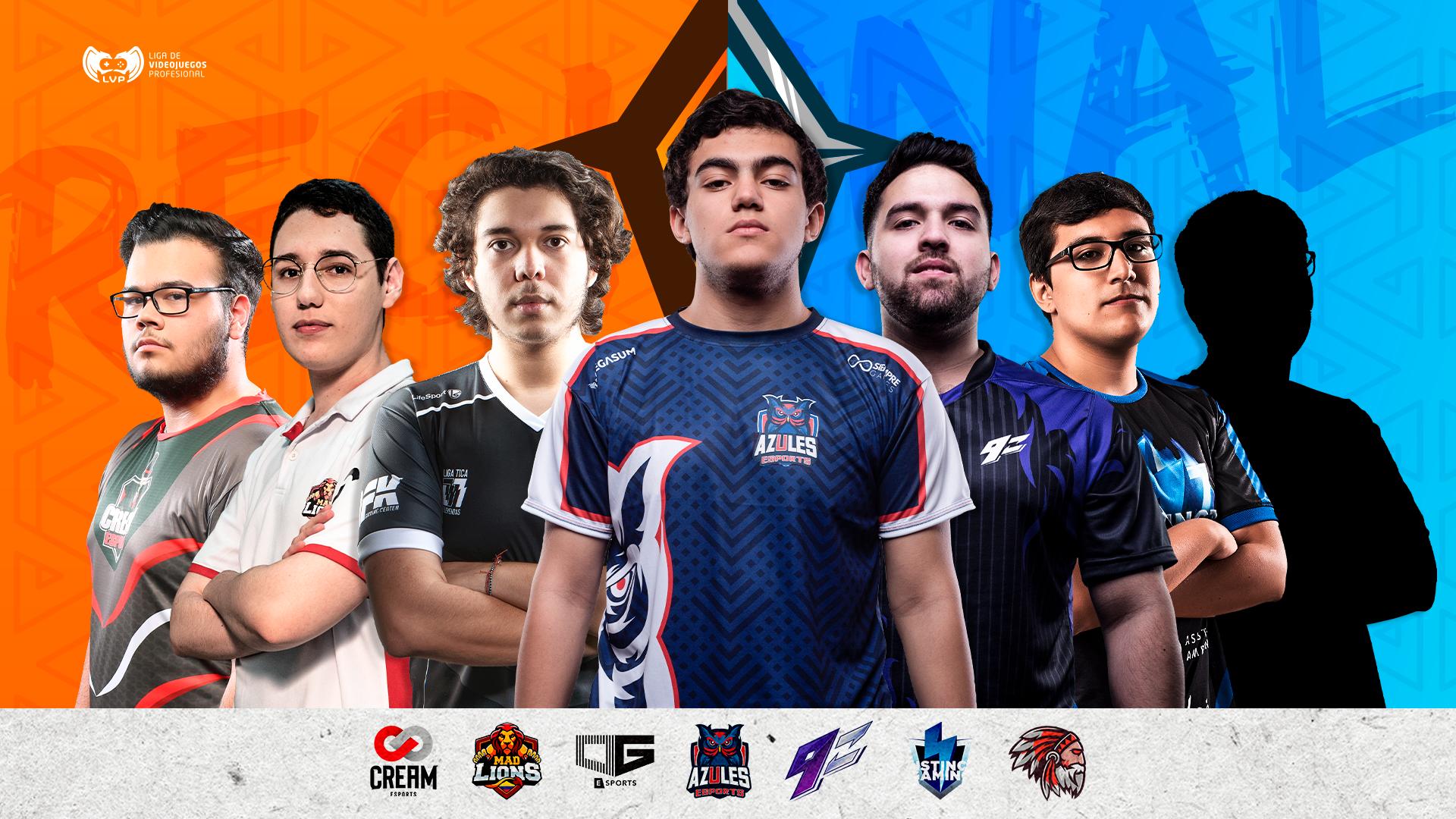 Uno por uno, los equipos Regionales Latam que sueñan con llegar a la Liga Latinoamericana de League of Legends
