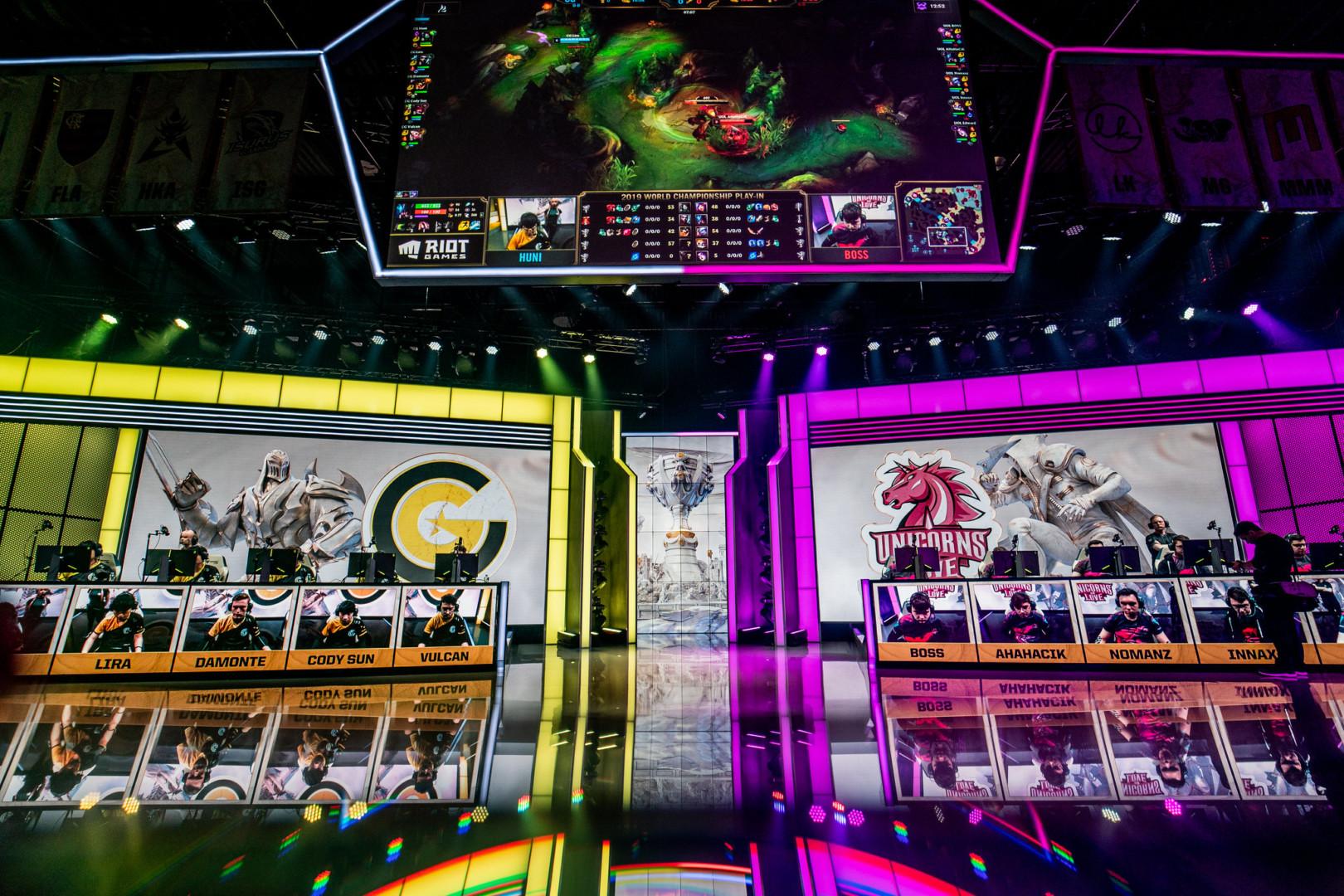 [FINAL] Isurus Gaming, el bicampeón latinoamericano de LoL, debutó en Worlds 2019