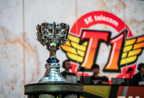 [EN VIVO] Worlds 2019: Faker vuelve a ser figura en la victoria de SK1 sobre Fnatic