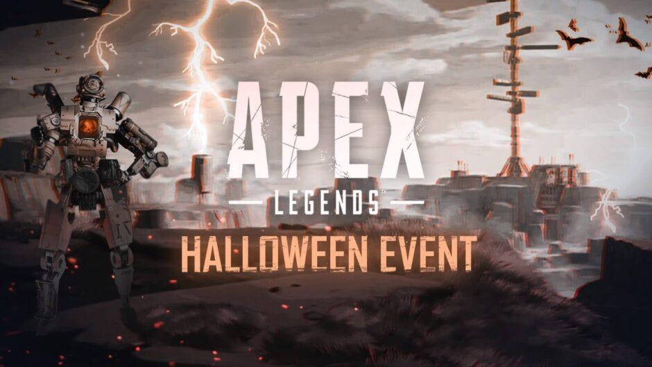 Apex Legends se hace de noche para el evento especial de Halloween