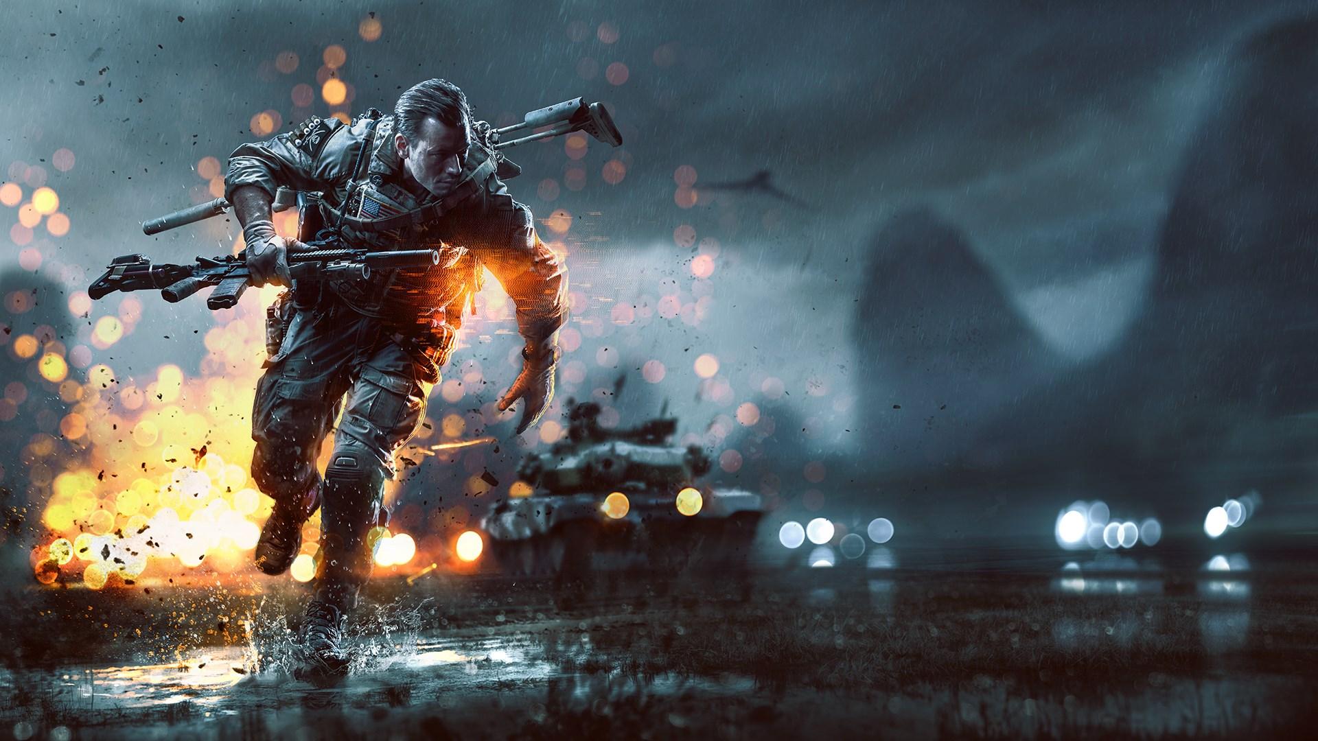 Battlefield no saldrá el próximo año