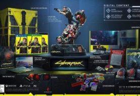 Se mostró en detalle la figura de la Edición Coleccionista de Cyberpunk 2077