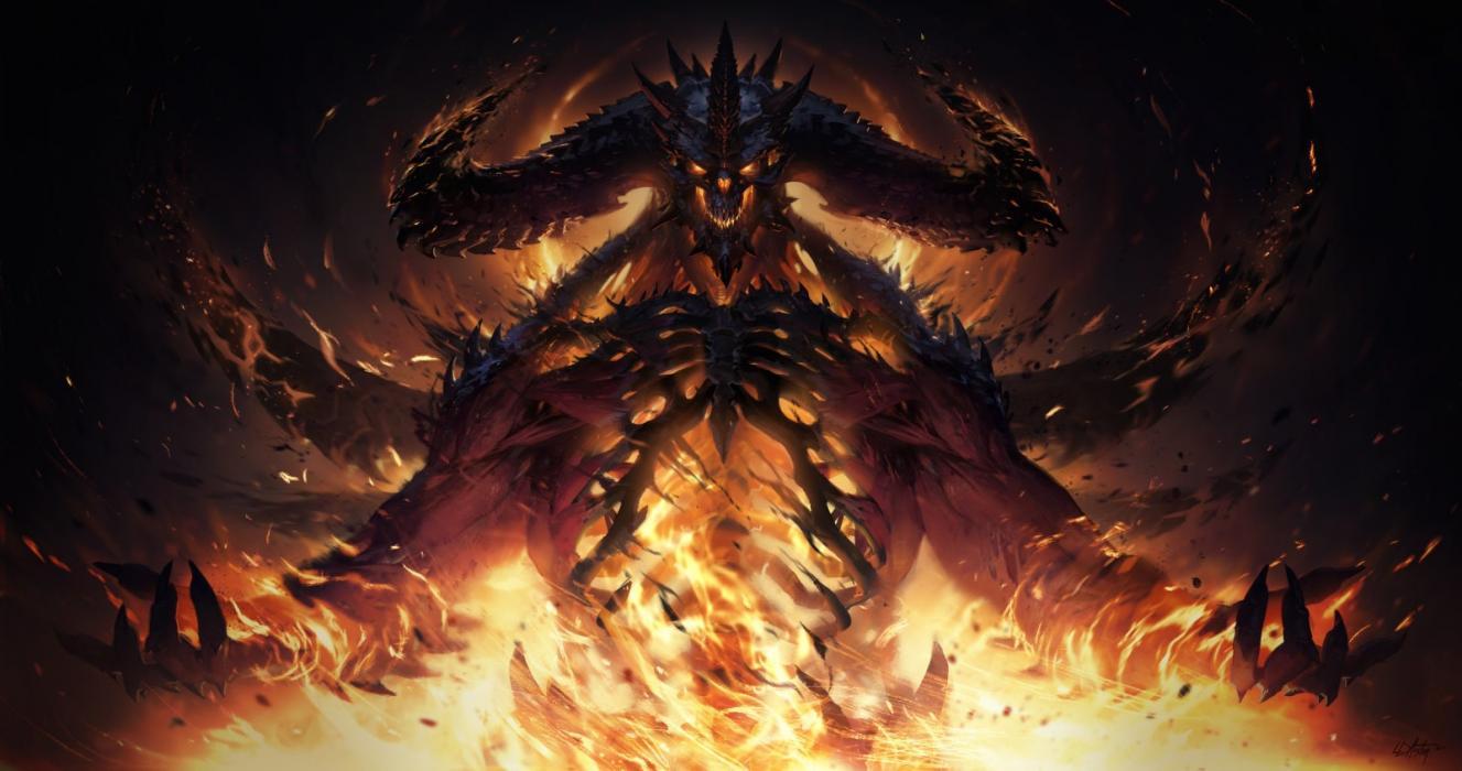 En el libro oficial de la saga anunciaron accidentalmente la confirmación del Diablo IV