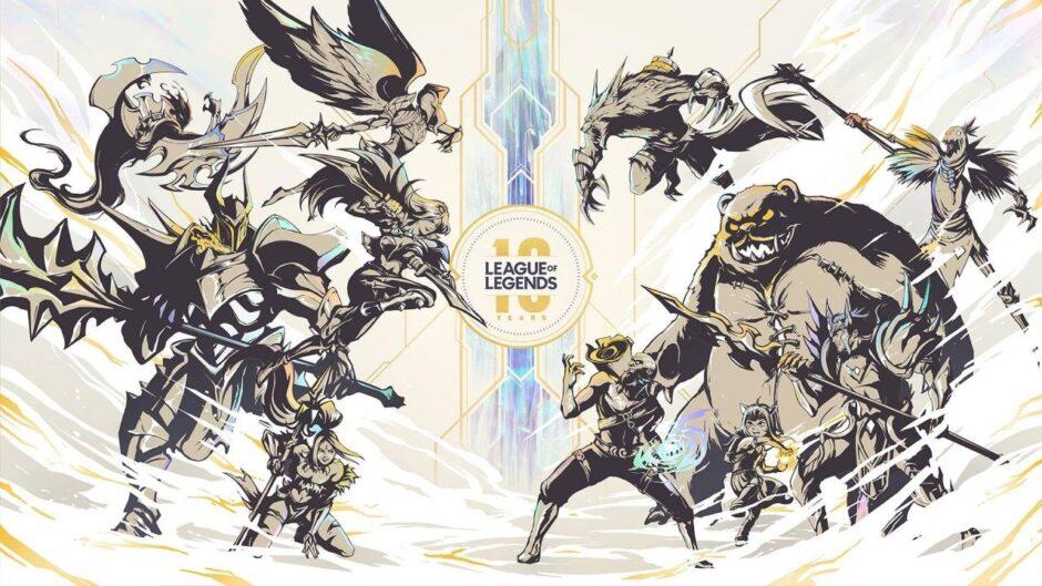 Todo lo que presentó Riot Games en la celebración del décimo aniversario de League of Legends