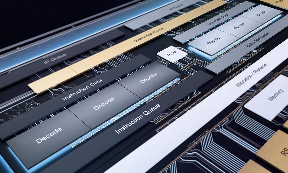 Intel presentó su nueva microarquitectura Tremont para CPU de bajo consumo