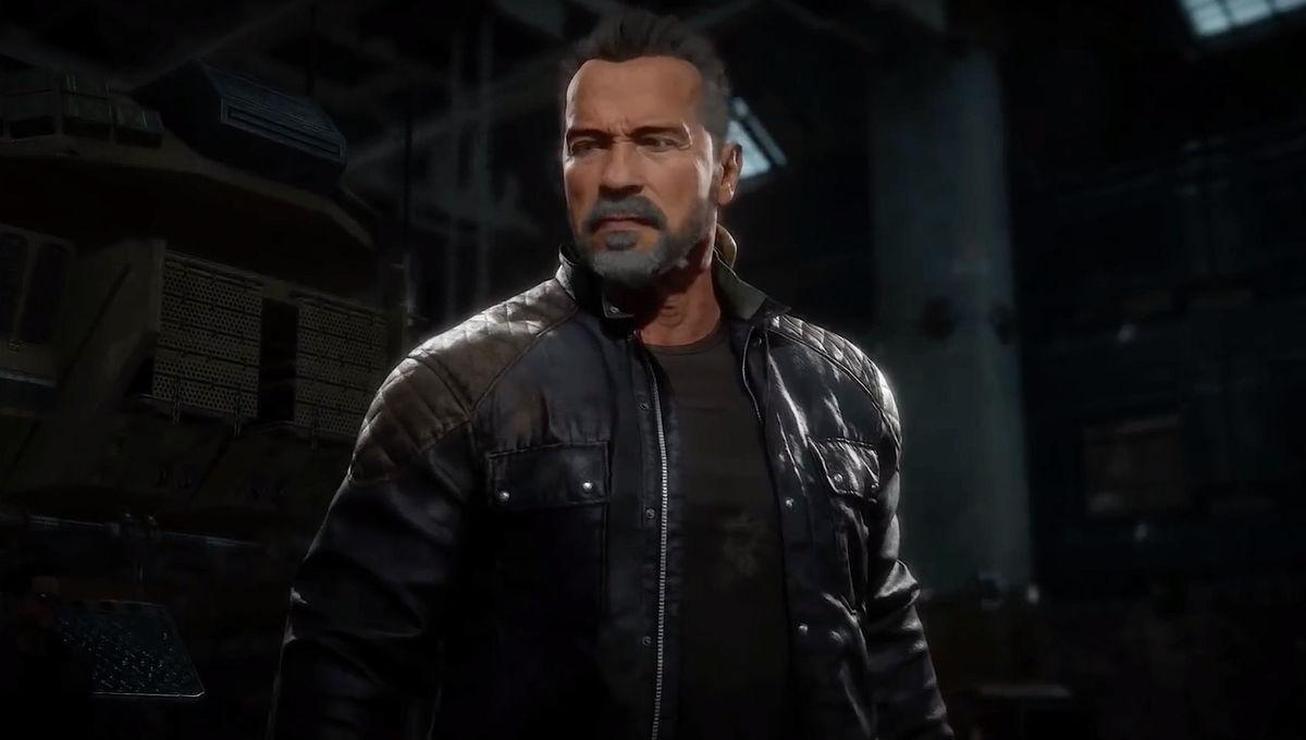 Terminator muestra su Fatality en Mortal Kombat 11