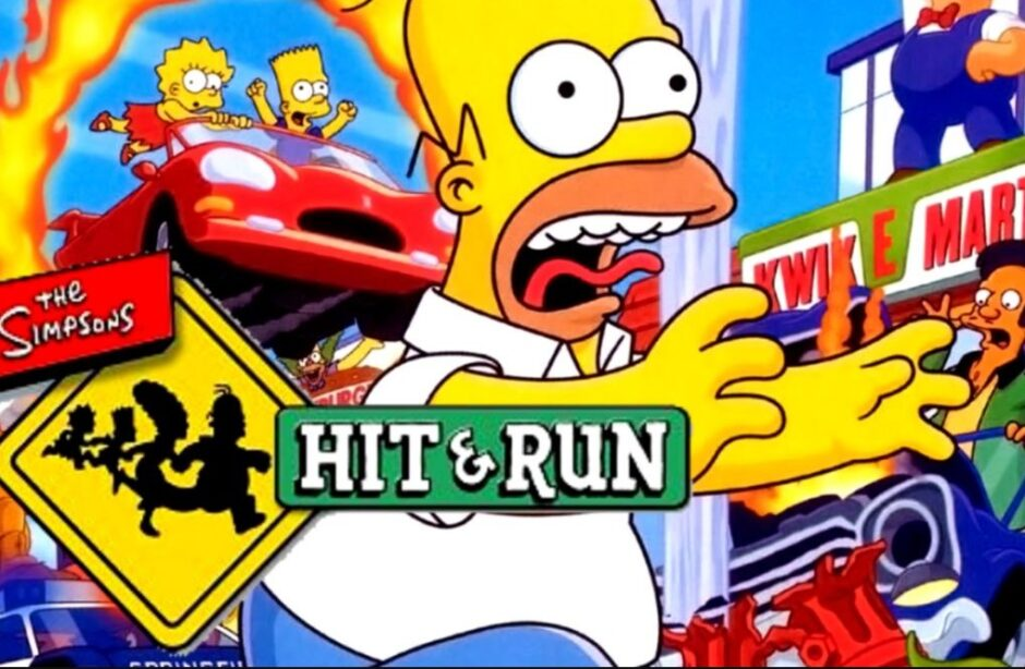 The Simpsons Hit & Run: el juego de 2003 podría volver remasterizado