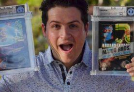Un coleccionista compró 40 juegos de NES por 1 millón de dólares
