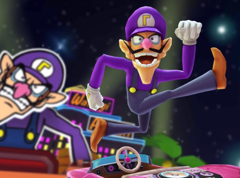 Luigi, Waluigi y King Boo llegan a Mario Kart Tour por Halloween