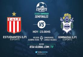 IESA Argentina define a los finalistas de la modalidad Clubes Pro 11 vs. 11 de FIFA 20