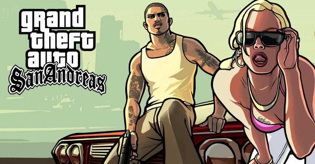 "Grove street está de fiesta: ""Grand Theft Auto: San Andreas"" cumple 15 años:"