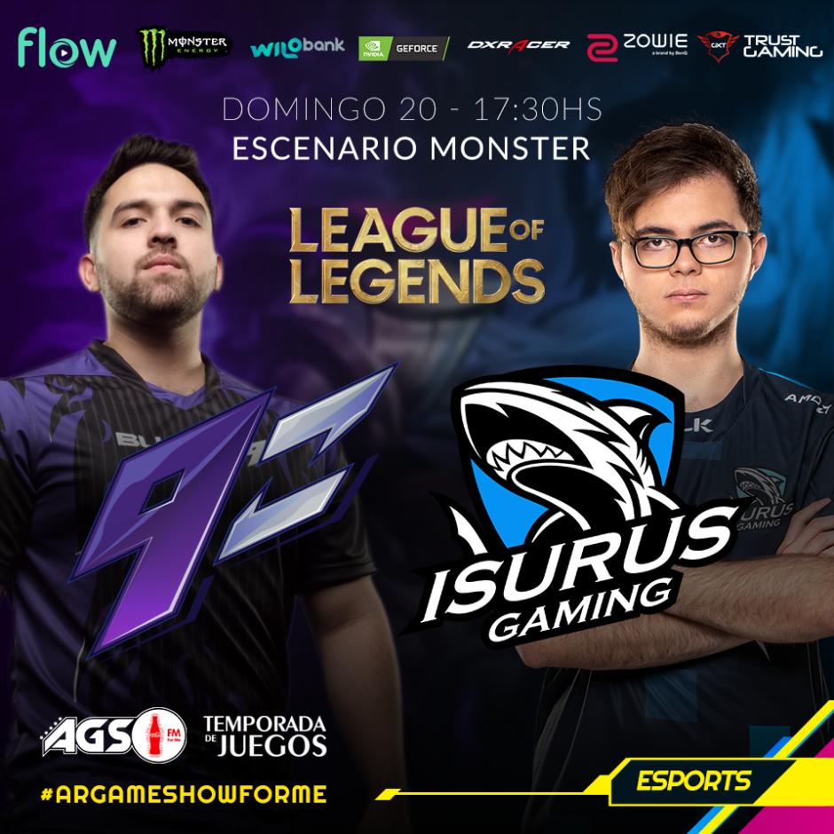 Argentina Game Show prepara una doble jornada a puro League of Legends