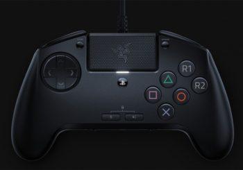Razer presentó un control dedicado para los juegos de peleas en PS4 y PC