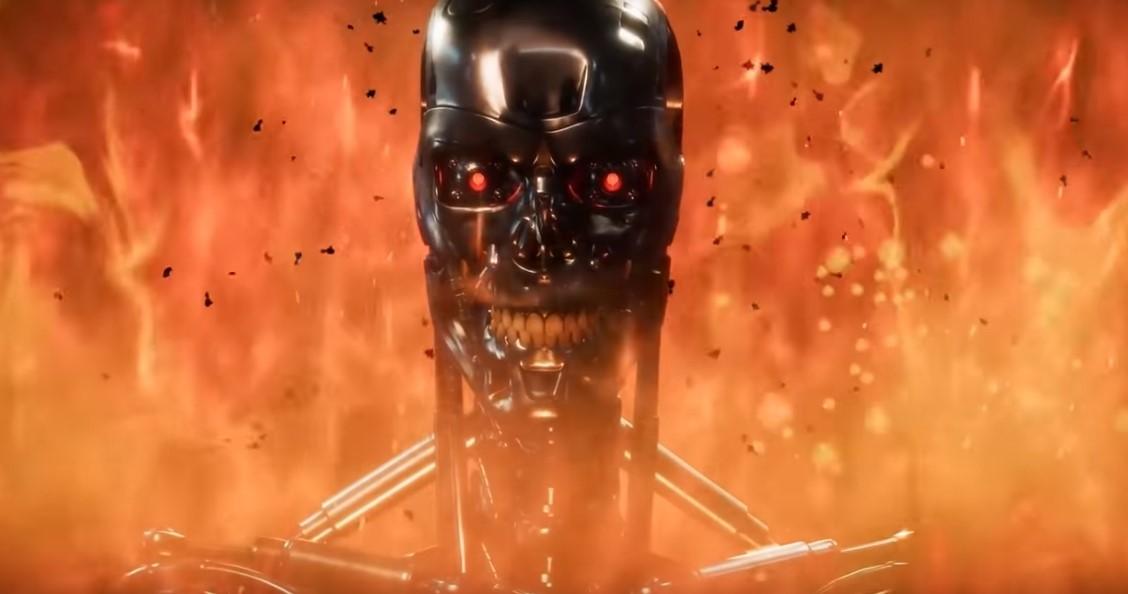 Mortal Kombat 11 presentó a Terminator con un impresionante trailer