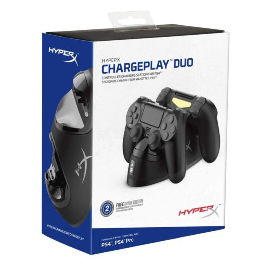 Charged Play Duo