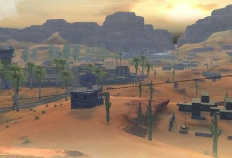 Todos los detalles del nuevo mapa de Free Fire: Kalahari