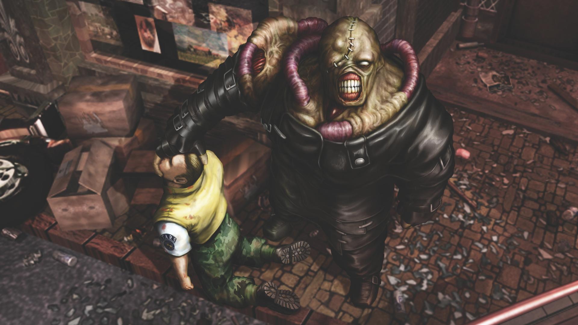 Luego del éxito de RE 2 remake, en 2020 llegaría Resident Evil 3: Nemesis
