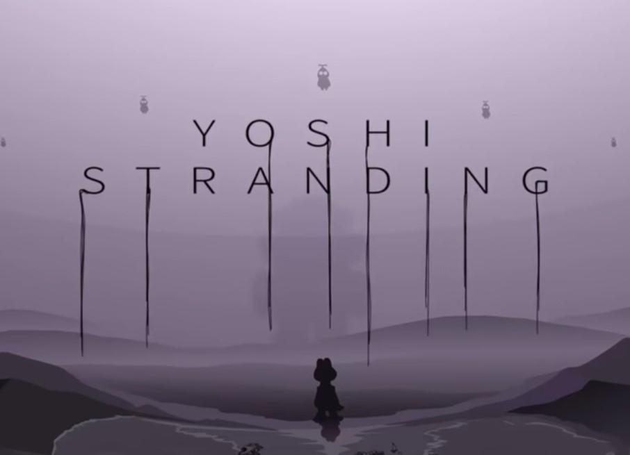 Yoshi Stranding: la parodia emotiva del juego de Hideo Kojima con el mejor amigo de Mario como protagonista