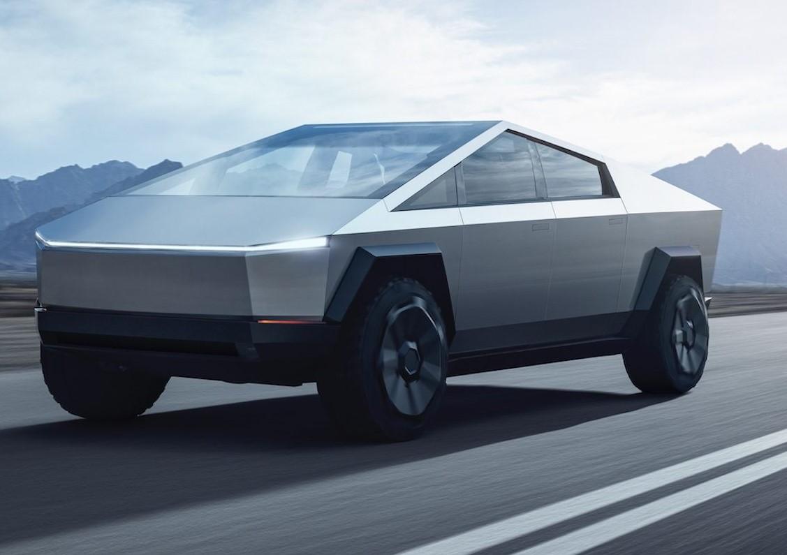 Al final era en serio: el nuevo automóvil de Tesla se inspiró en Warthog de Halo