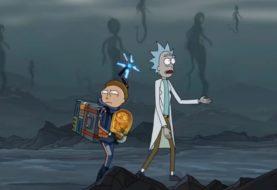 Rick y Morty se dieron cuenta para qué es el bebé de Death Stranding: se lo van a comer