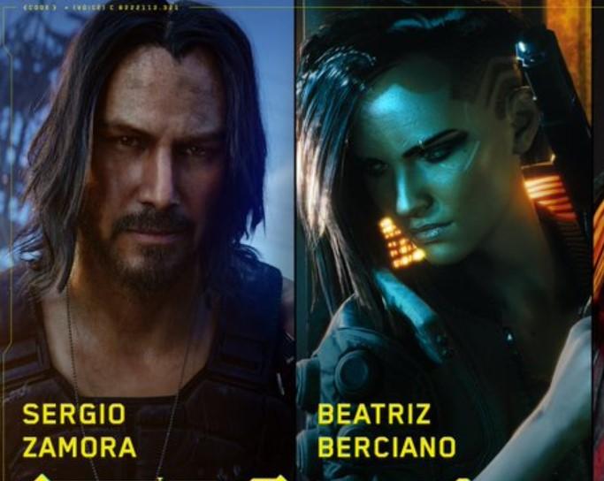 Cyberpunk 2077 ya tiene al plantel de actores de doblaje al castellano: voces muy conocidas del cine y la TV