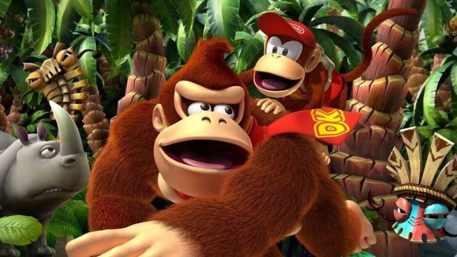 """Insólito: Nintendo temía el fracaso de Donkey Kong Country por ser """"demasiado 3D"""""""