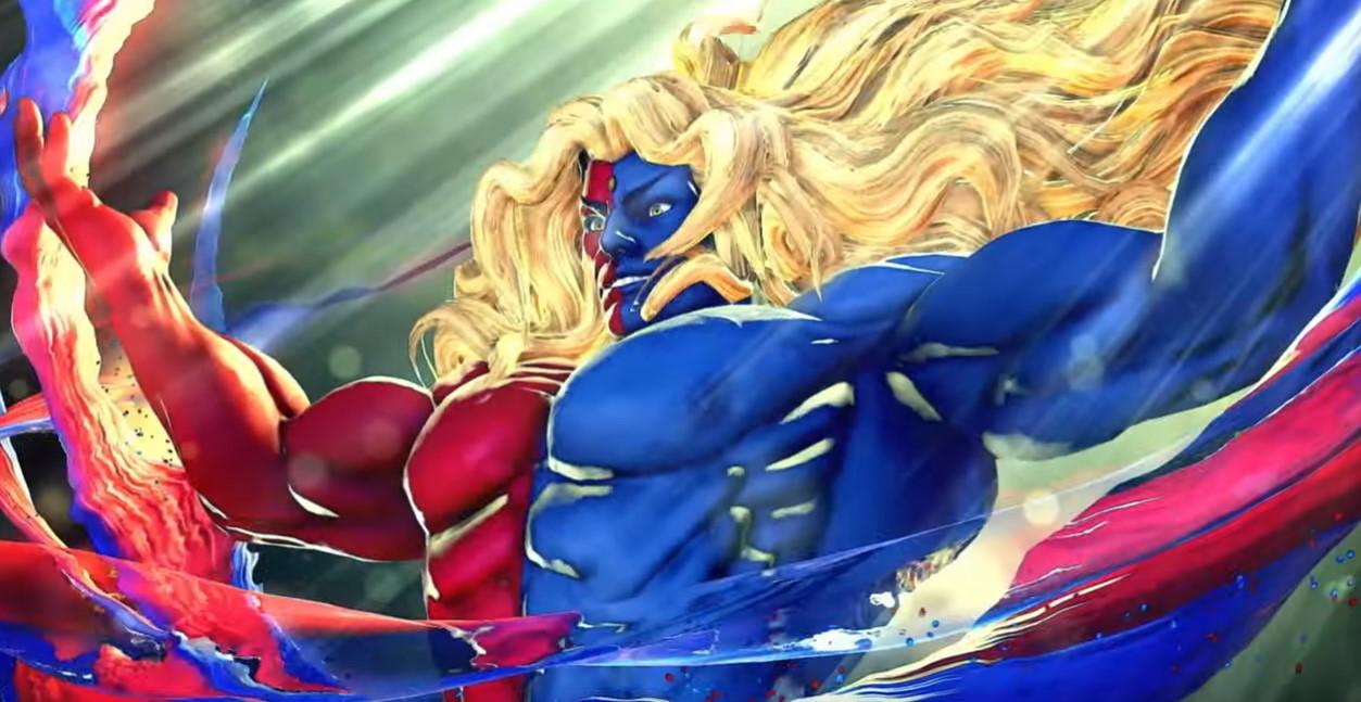 Así presentaron a Gill, el nuevo personaje de Street Fighter 5: Champions Edition