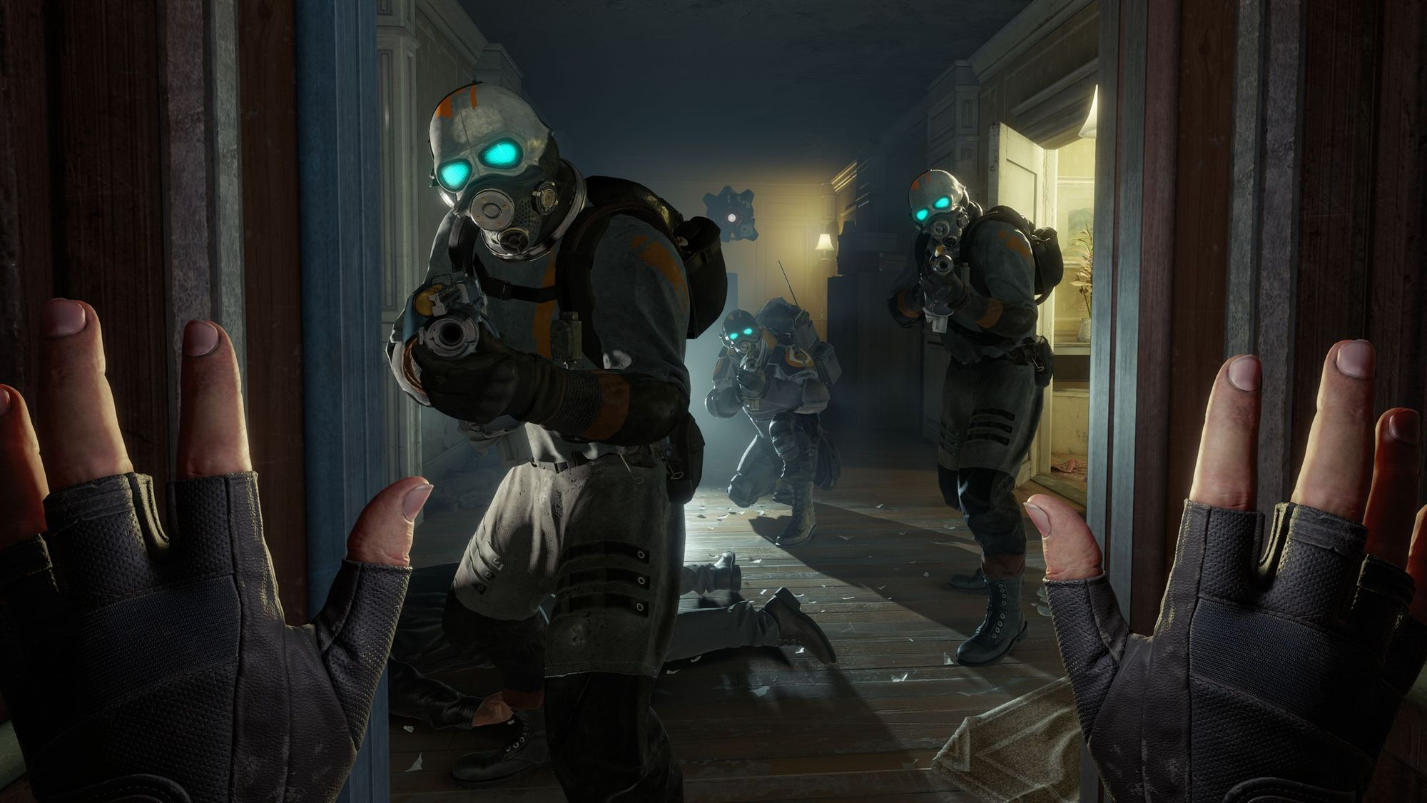 Valve reveló el primer adelanto de Half Life: Alyx