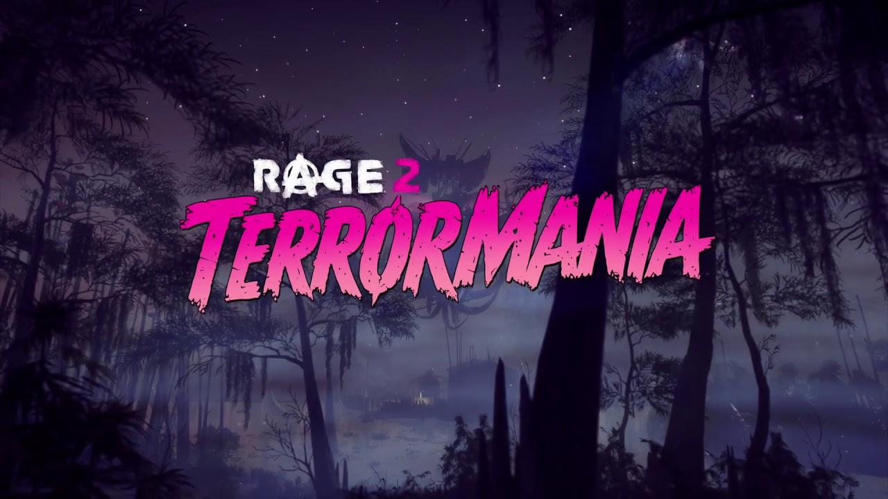 Rage 2 no está muerto: Terrormanía, el segundo DLC que llega al shooter de Bethesda