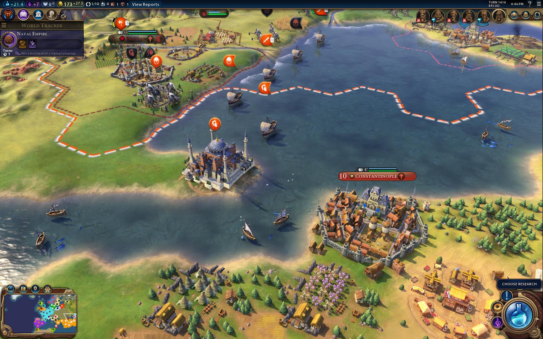 Sid Meier's Civilization VI desembarcó en Xbox One y PlayStation 4