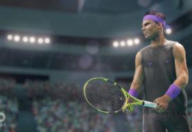 Se confirmó que AO Tennis 2  funciona a solo 30 fps en Nintendo Switch
