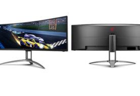 AOC lanzó uno de los monitores más anchos del mercado con 5120x1440