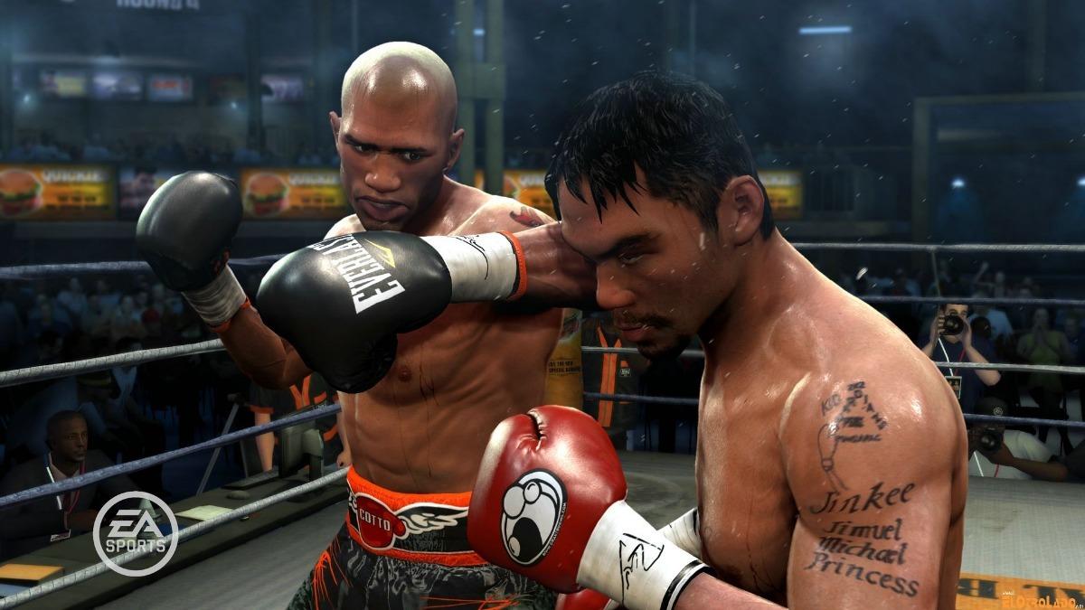 KO para un gigante: Después de 10 años EA anunció el cierre de los servidores del Fight Night Round 4