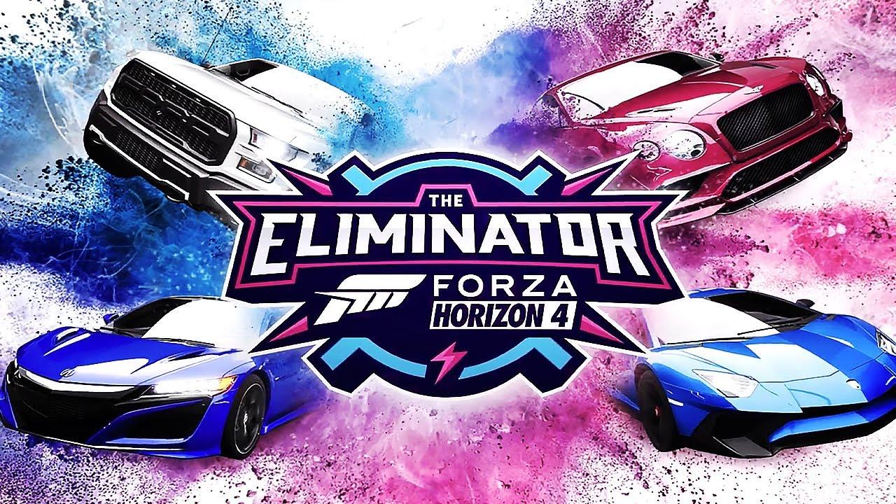 """Forza Horizon 4 se suma a la locura de los Battle Royale con el modo """"Eliminator"""""""