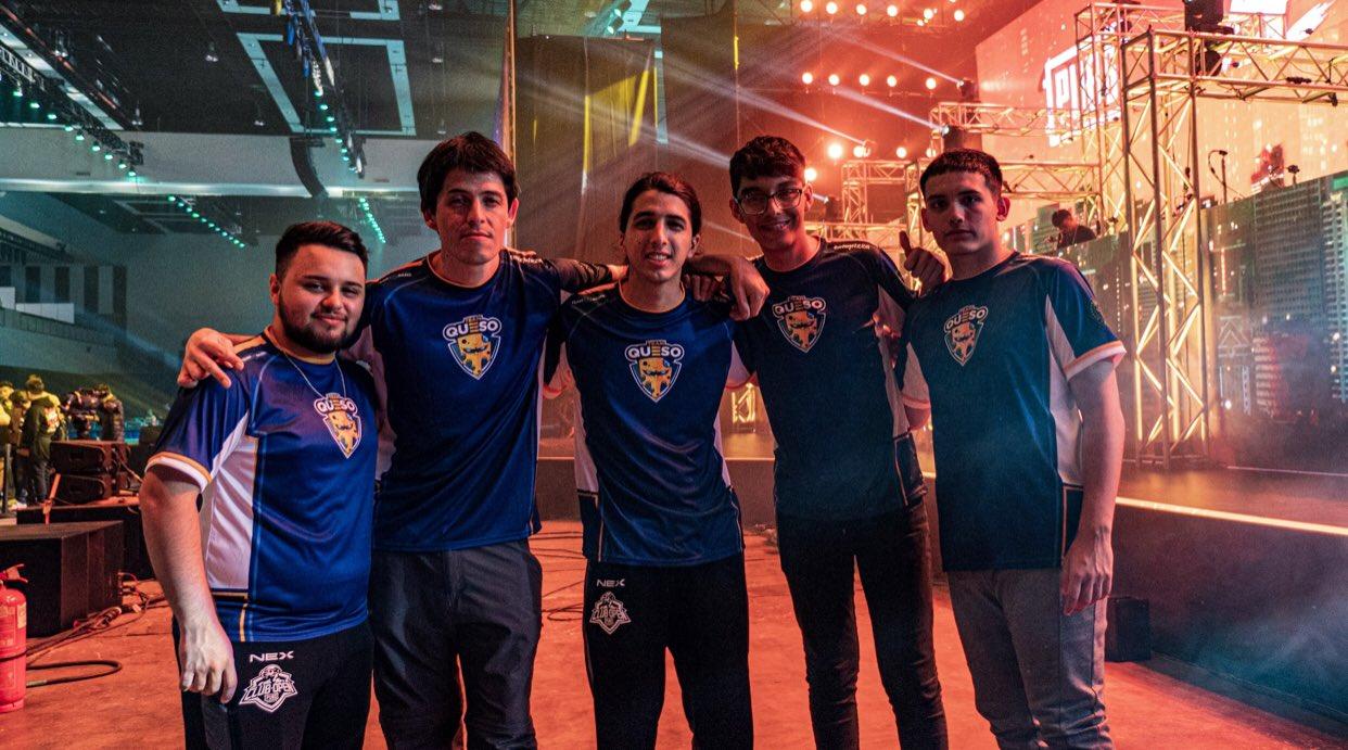 [FINAL] Team Queso se quedó con las manos vacías en el Mundial de PUBG Mobile de Malasia