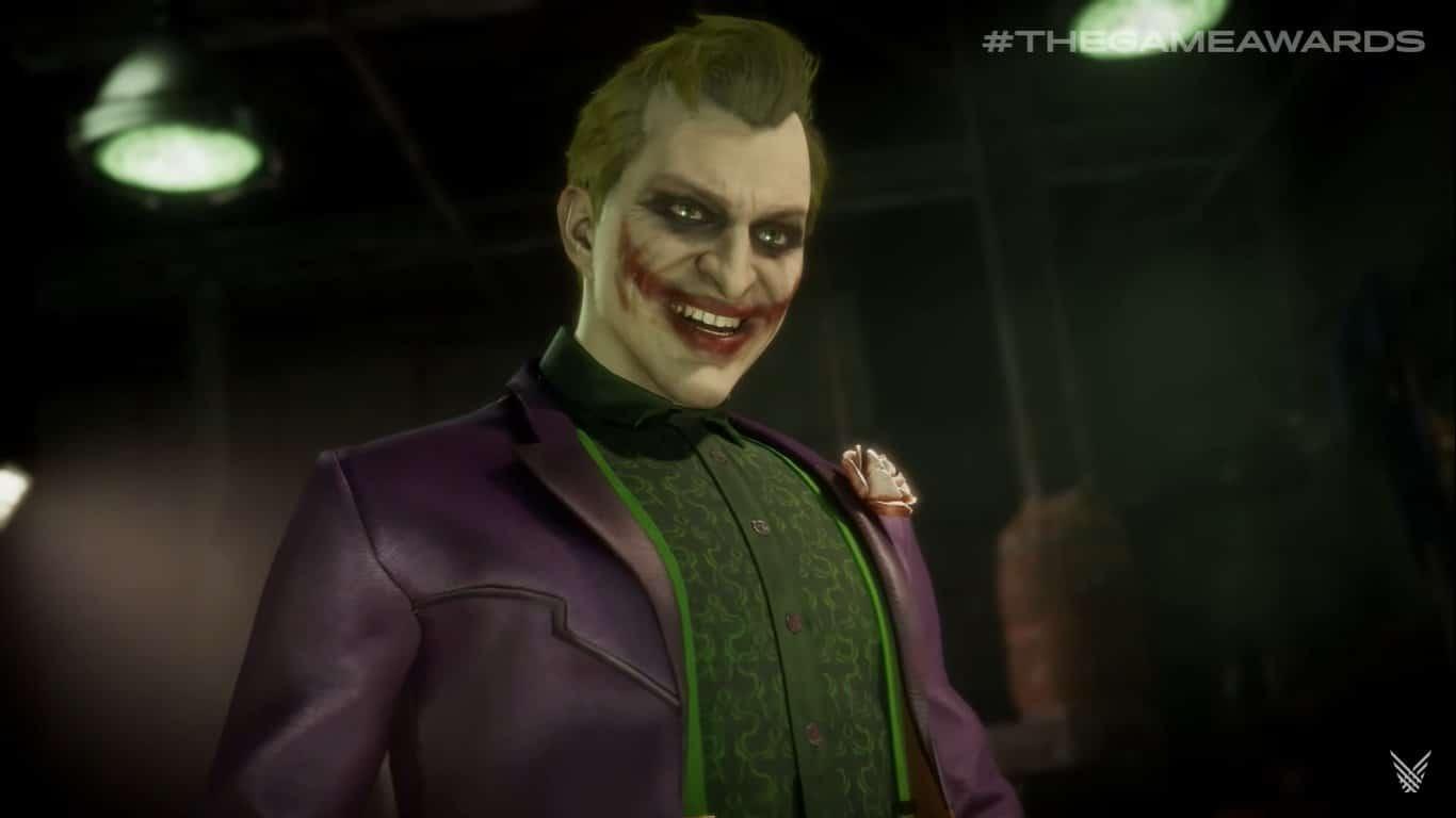 """Ahora sí, Netherrealm presentó al """"nuevo"""" Joker que llegará al Mortal Kombat 11"""