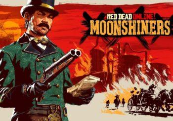 """Nuevo oficio en Red Dead Online: la semana que viene llega el """"licorista"""""""