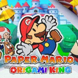 Paper Mario: The Origami King no es el RPG que los fans esperaban pero es un excelente paso adelante en la saga