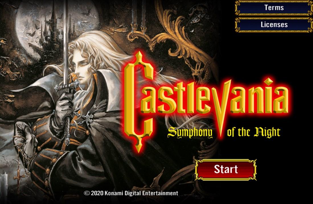 Castlevania: Symphony of the Night apareció sorpresivamente en móviles y ya se puede descargar