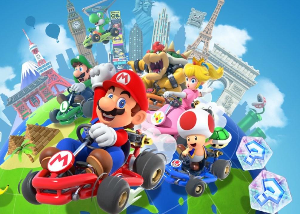 Mario Kart Tour abre el multiplayer para todos: fecha y modos de juego