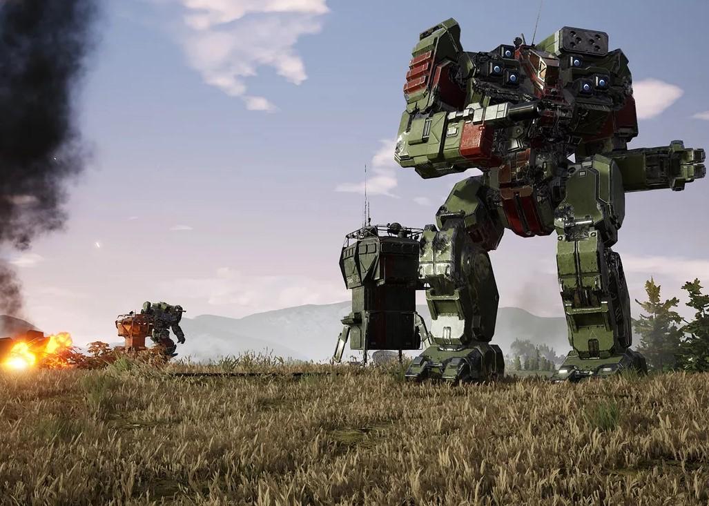 Novedades de la semana: MechWarrior 5 trae otro de robots gigantes sobre el fin de 2019