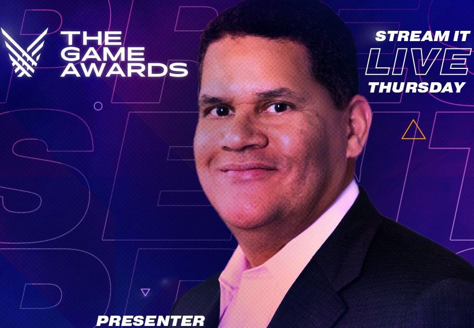 El expresidente de Nintendo América, Reggie Fils-Aime, estará en The Game Awards 2019