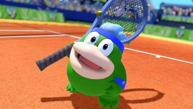 Spike de Mario Tennis Aces