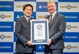 Récord Guinness de Playstation: recibió el premio a la marca de consolas más vendida de la historia