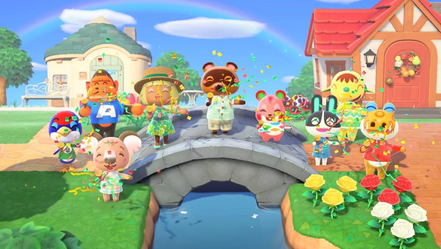 Todo lo que dejó el Nintendo Direct sobre Animal Crossing: New Horizons