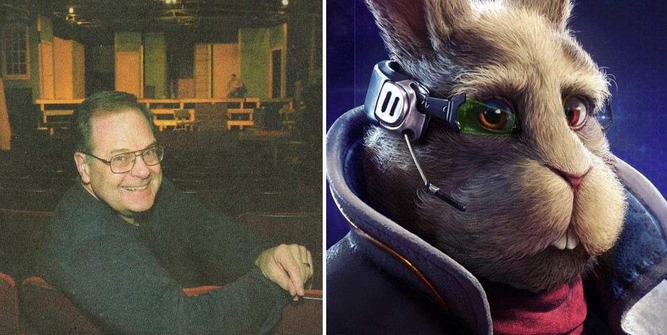 Rick May, voz de Peppy y Andross en Star Fox, murió a los 79 años