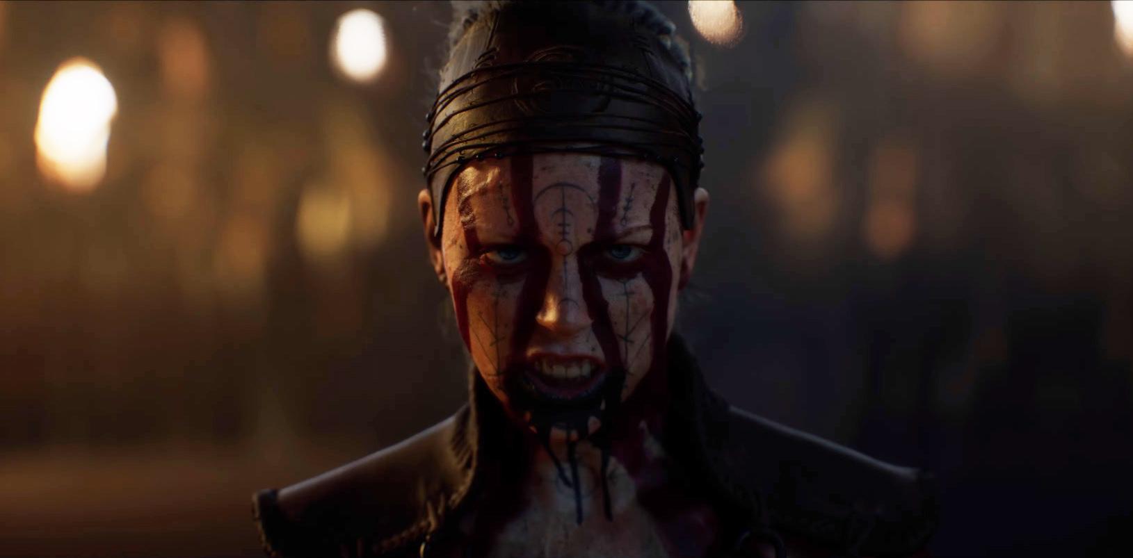 Xbox Series X dejó ver todo su potencial en el tráiler de Hellblade 2