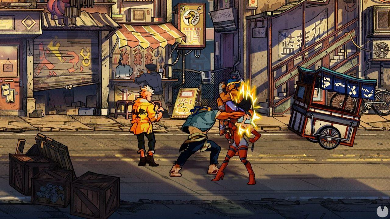 Streets of Rage 4 tendrá su estreno para mediados de 2020