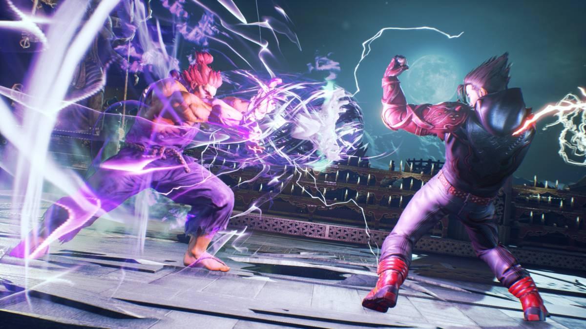 A través de un video Tekken 7 presentó a Ganryu y un luchador de Muay Thai