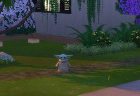Baby Yoda está oficialmente disponible en The Sims 4: alguien tiene que hacer un mod para adoptarlo